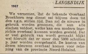 krant 1937