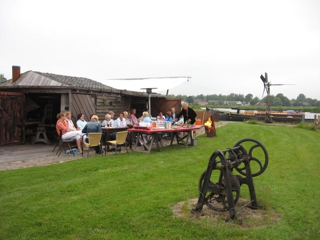Rondvaart Langedijk.